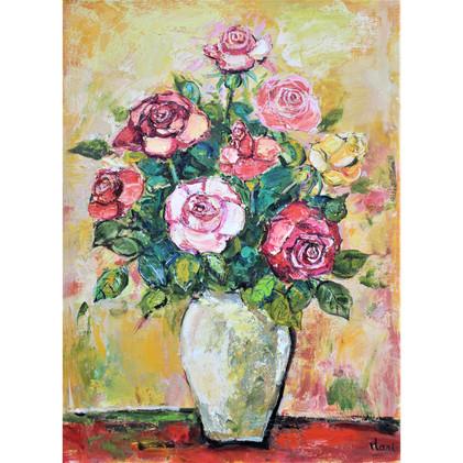 「つぼのバラ」
