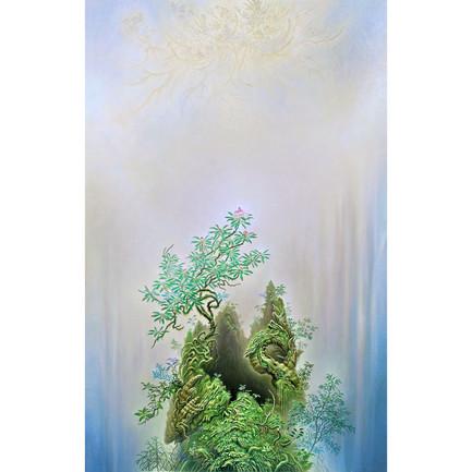 「石楠花生々」