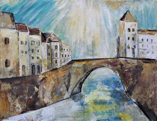 「運河の街」