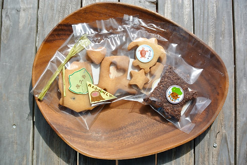 スマイリークッキーセット