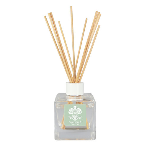Fresh Lime & Coconut Reed Diffuser