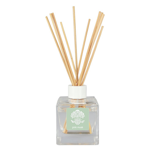 Pink Musk Reed Diffuser