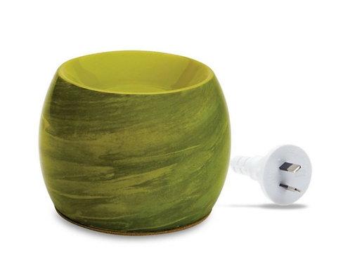 Melt Warmer - Seagrass Green