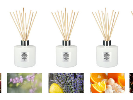 UAINE REED DIFFUSERS LAST SO LONG