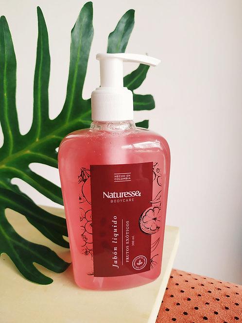 Jabón líquido - Frutos exóticos