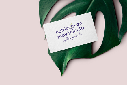 nutrición en movimiento