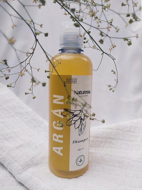 Shampoo Argán