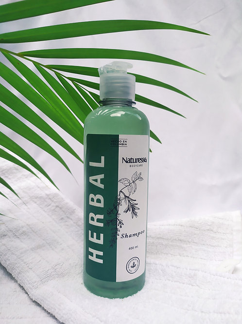 12 unidades - Shampoo Herbal