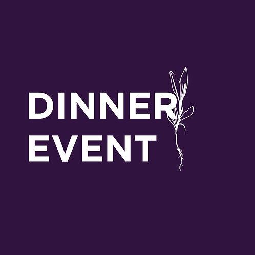 Voucher Dinner Event