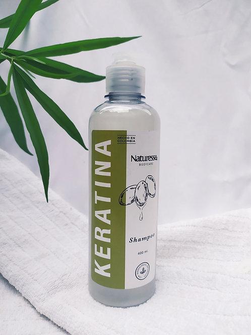 12 unidades - Shampoo Keratina