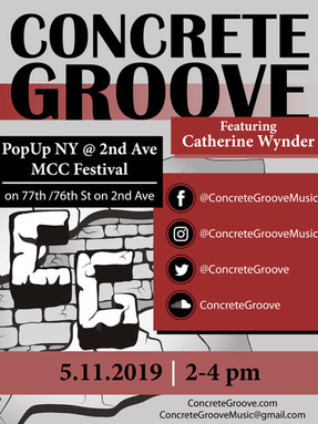 PopUp NY @ 2nd Ave MCC Festival