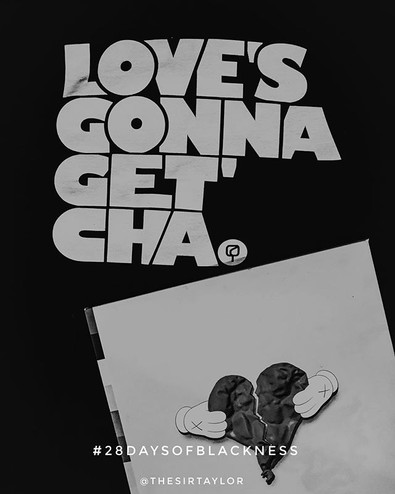   Love's Gonna Get' Cha    Day 14