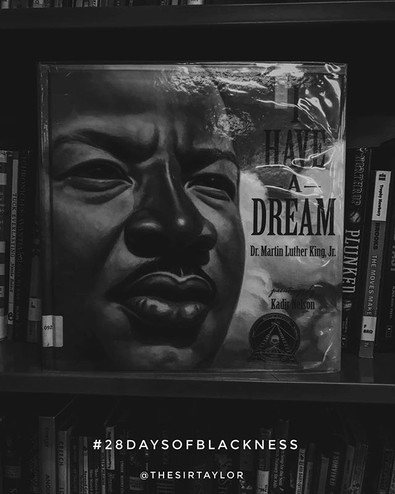   I Have a Dream    Day 27