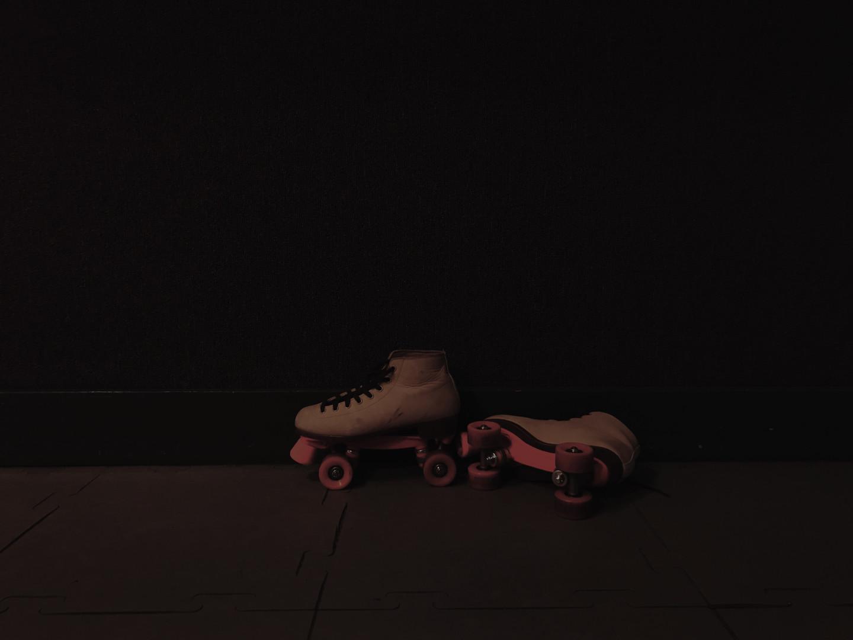 """""""No ticket, No Skate"""""""