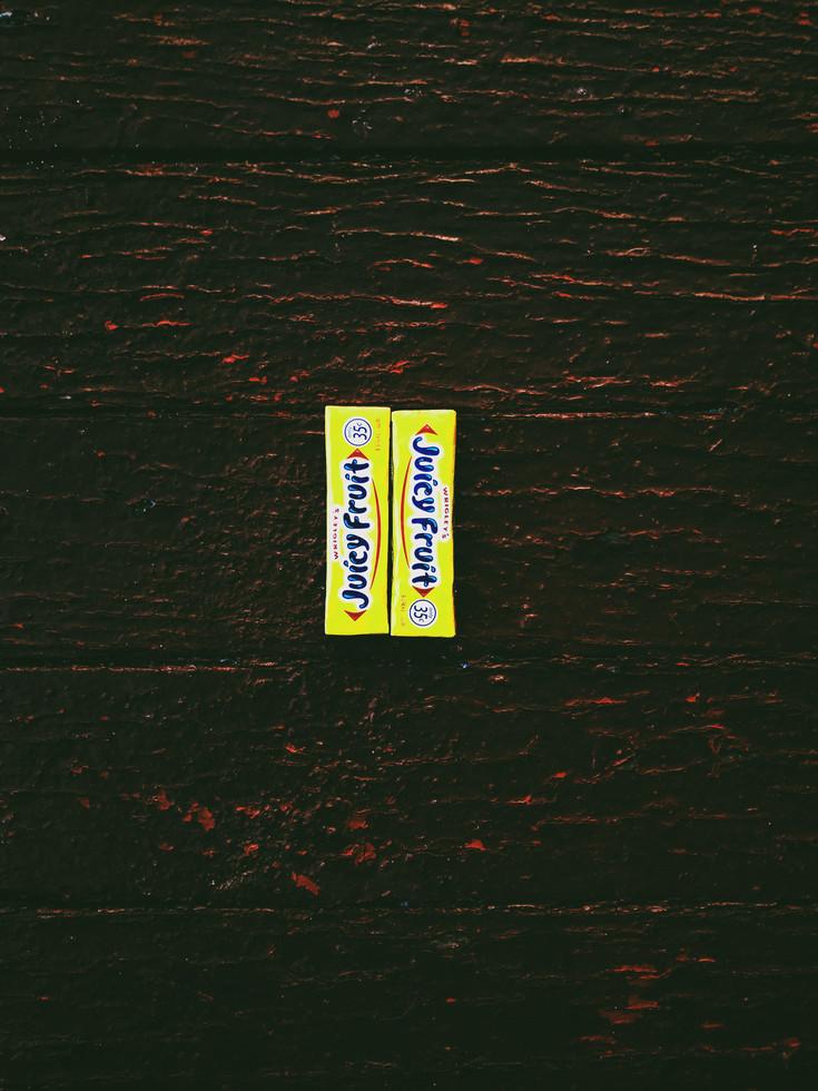 Her Favorite gum