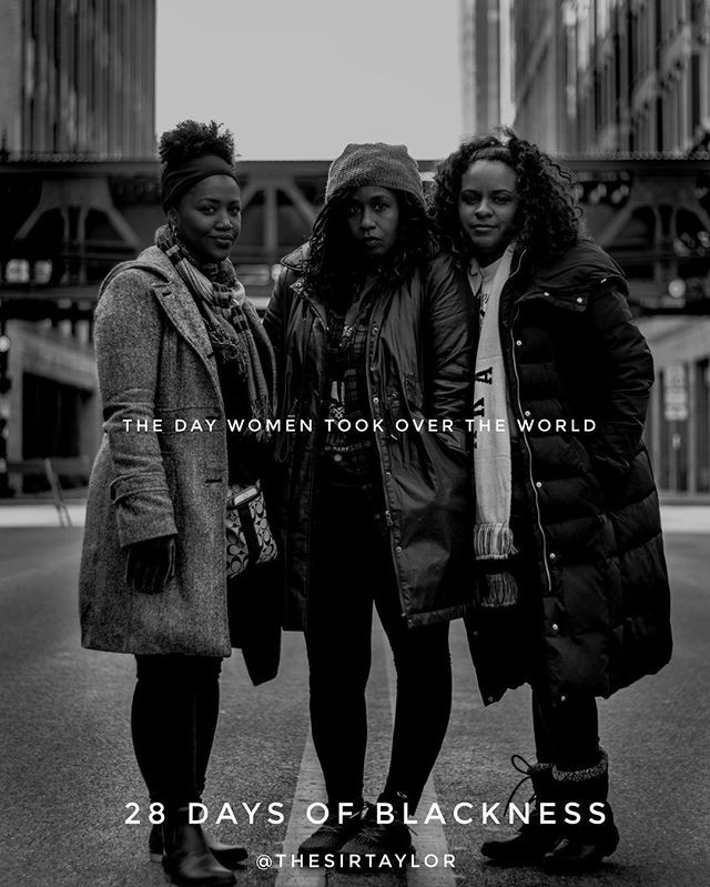 | The day the women took over the world pt.2|  Day 13
