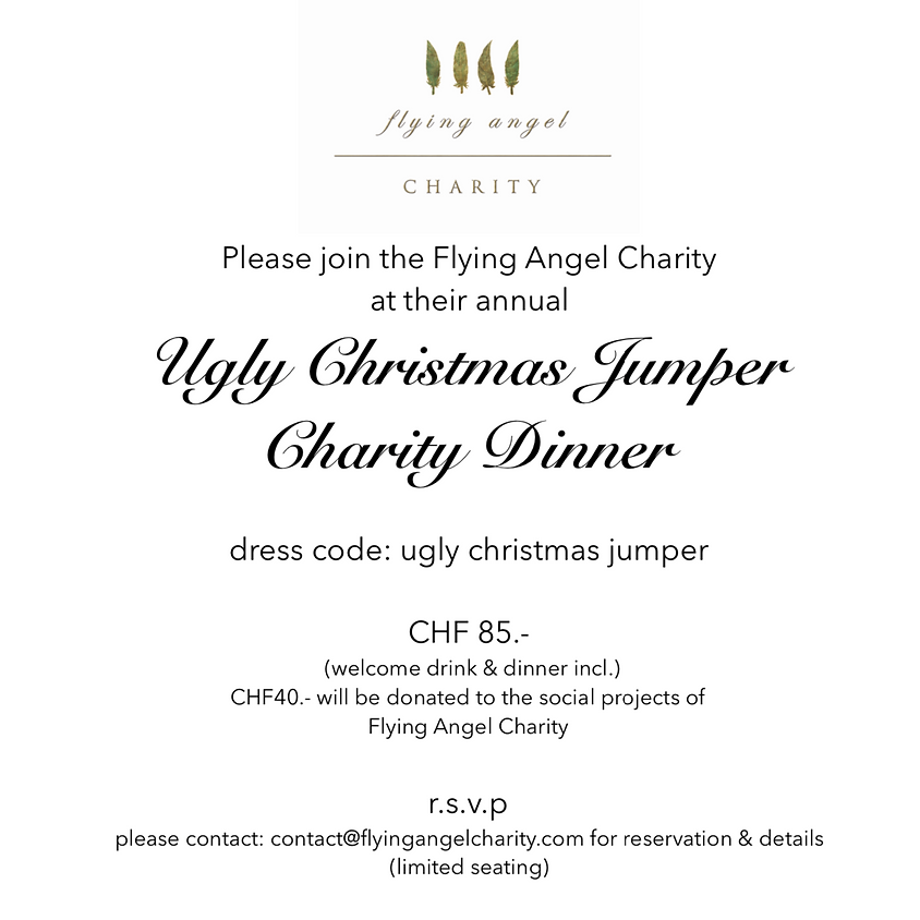 Christmas Charity Dinner