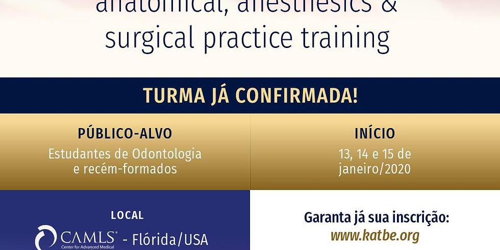Cadaverlab - Oral Surgery - Cirurgia bucal