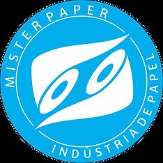 Mister Paper logo