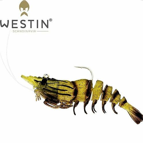 "WESTIN ""SALTY THE SHRIMP"" R' N R 75CM 9G"