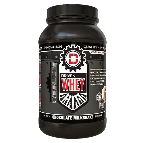 DRIVEN- WHEY