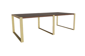 Lowe Loop Conference Table with Center Support Loop