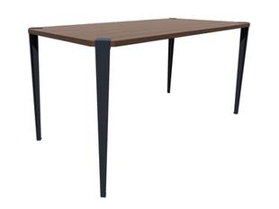Ellis T Leg Angled Corner Meeting Table