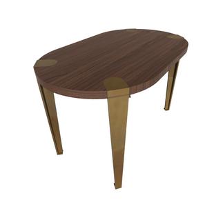 Ellis Oval Coffee Table