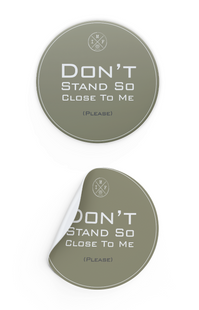 The Distant Decal - Don't Stand