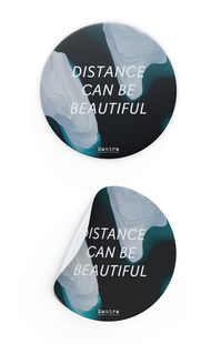 The Distant Decal - Beautiful Ice