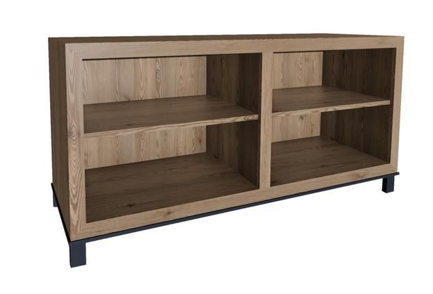 Clayborne Bookcase Credenza