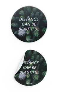 The Distant Decal - Beautiful Trees
