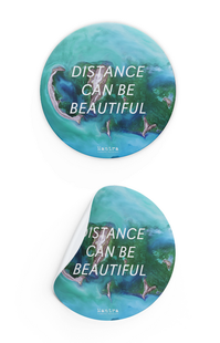 The Distant Decal - Beautiful Ocean