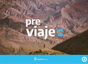 Prestadores turísticos: información sobre el Plan Pre Viaje