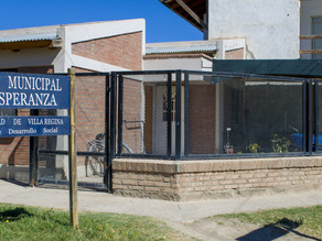 Salud Pública realiza el monitoreo del hogar municipal La Esperanza