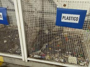 50 Puntos Limpios distribuidos en la ciudad