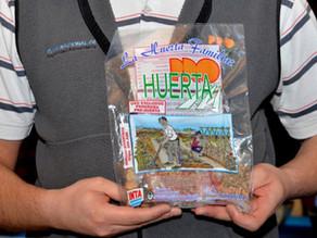 Entrega de semillas del programa 'Pro Huerta'