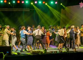 Tres noches de música, danza y reconocimiento en el Cono Randazzo