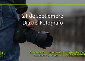 ¡Feliz día Fotógrafos!