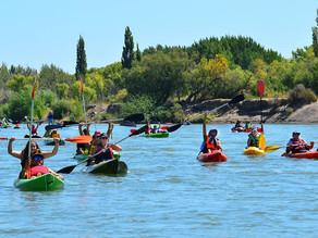 Dos nuevas actividades deportivas: canotaje y beach voley