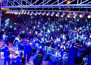 Espectacular Fiesta Provincial de la Vendimia 2019