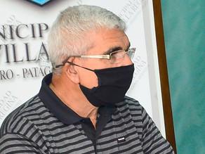 Francisco Lucero será el Secretario de Obras y Servicios