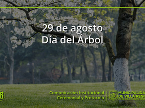 Homenajear los árboles es homenajear la vida