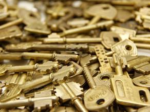 Se continúan recepcionando llaves en desuso
