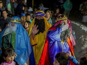 Los Reyes Magos recorrerán los barrios de Regina