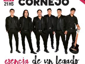 En el mes aniversario, Los Hermanos Cornejo presentan su nuevo álbum