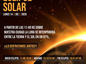 Armá tu propia caja oscura para observar el eclipse del 14D