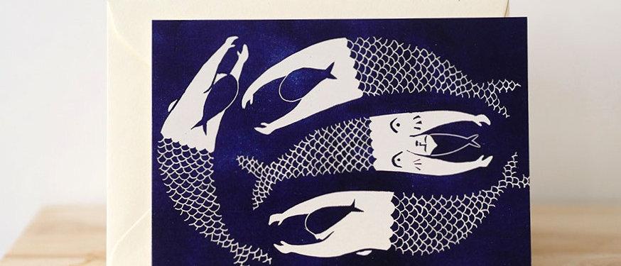 Carte postale « Sedna »