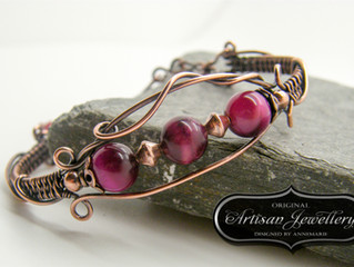 How to patina your copper jewellery!