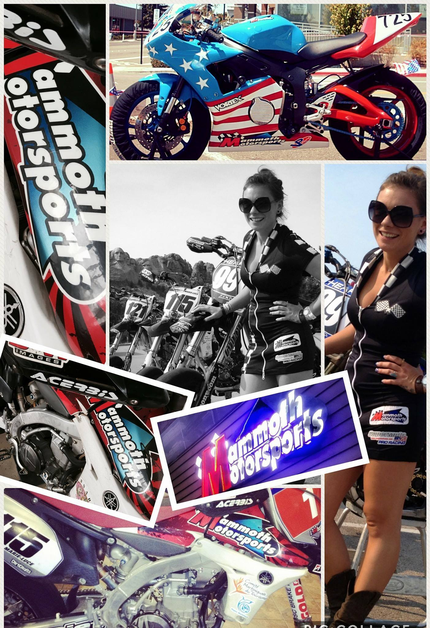 Mammoth_motorsports_umbrella_girls